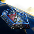 Ford Crest by David Lee Thompson