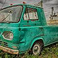 Ford Econoline Pickup by Ken Kobe