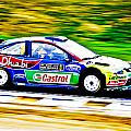 Ford Focus Wrc by motography aka Phil Clark