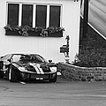 Ford Gt by William Crenshaw