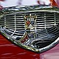 Ford Hood Emblem by Wes and Dotty Weber