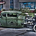 Ford Hot Rod by Tommy Anderson