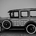 Ford Model A Station Wagon 1930 by David Millenheft