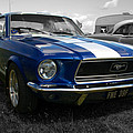 Ford Mustang by Chris Day