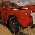 Ford Panel Truck  by L Wright