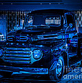 Ford Pickup by Ronald Grogan
