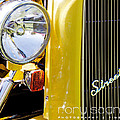 Ford Roadster - 1932 by Rory Sagner