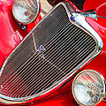 Ford Roadster V8 by Inge Johnsson