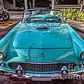 Ford Thunderbird  by Adrian Evans