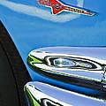 Ford Thunderbird Emblem -0505c by Jill Reger