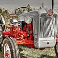 Ford Tractor by Peter SPAGNUOLO