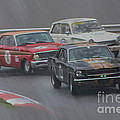 Ford Trio by Roger Lighterness
