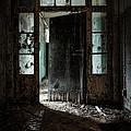 Foreboding Doorway by Gary Heller