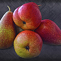 Forelle Pears by Sandi OReilly
