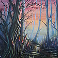 Forest Dreams by Krystyna Spink
