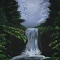 Forest Falls by Samantha Lovejoy