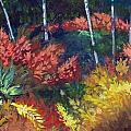 Forest Glade by Robert Gross