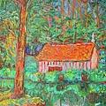Forest Green by Kendall Kessler