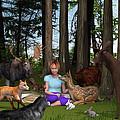 Forest Rendezvous by Jennifer Schwab