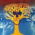 Forest Spirits by Drew Shourd
