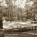 Forest Theater Carmel California  Circa 1930 by California Views Archives Mr Pat Hathaway Archives