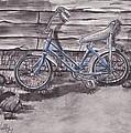 Forgotten Banana Seat Bike by Kelly Mills