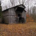 Forgotten Barn by Nick Kirby