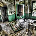 Forgotten Dreams - Interior by Jon Dickson