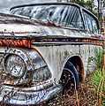 Forgotten Edsel by Kelley Freel-Ebner