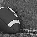 Forgotten Football  by Dawn Gari