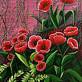 Forgotten Garden by Brigitte  Meskey