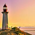 Forgotten Lighthouse by Eti Reid
