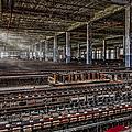 Forgotten Silk Mill by Susan Candelario