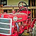 Forgotten Tractor by Zac Cobb