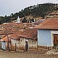 forgotten village Totora by Juergen Ritterbach