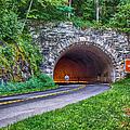 Fork Mountain Tunnel by John Haldane