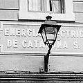former headquarters of the energia electrica de cataluna raval Barcelona Catalonia Spain by Joe Fox