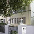 former home of Anne Frank Marbachweg Frankfurt am Main Germany by Ronald Jansen