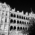 former royal waterloo hospital for children now dormitories for university of notre dame London Engl by Joe Fox