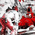 Formula 1 Bis by Miki De Goodaboom