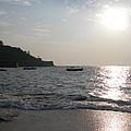 Fort Aguada Beach by Mini Arora