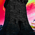 Fort Ethan Allen Abstract by Wendell Ducharme Jr