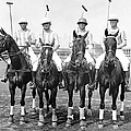 Fort Hamilton Polo Team by Underwood Archives