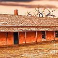 Fort Hays Winter by Tim Richards