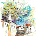 Fort In Valenca Portugal 01 by Miki De Goodaboom