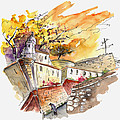 Fort In Valenca Portugal 02 by Miki De Goodaboom