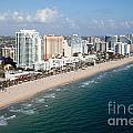 Fort Lauderdale Beach by Bill Cobb
