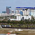 Fort Lauderdale Hollywood International Airport by Bill Cobb