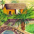 Fort Lauderdale Manistee by Bernadette Krupa