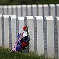 Fort Leavenworth National Cemetery by Lynn Sprowl